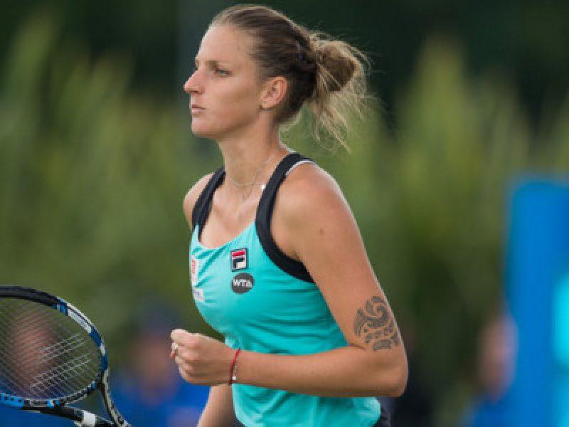 Pliskova WTA Finals