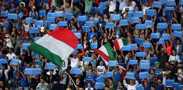 L'Italia rimonta in extremis la Macedonia: 2 a 3. Immobile salva gli azzurri dalla figuraccia