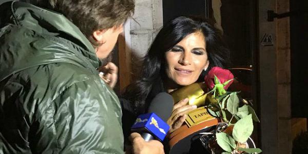 "Grande Fratello Vip, Pamela Prati: ""Deciderò se querelare Stefano Bettarini"""