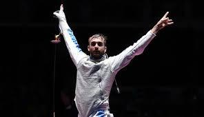 Scherma, disavventura per Garozzo: rubata la medaglia d'oro vinta a Rio