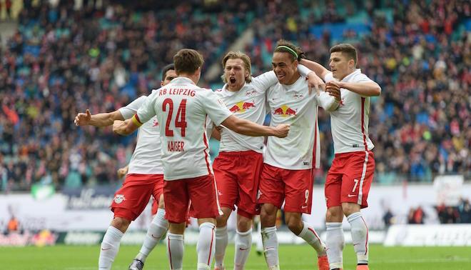 Bundesliga, il Lipsia mette le ali: 1 – 4 contro il Friburgo e settima vittoria consecutiva