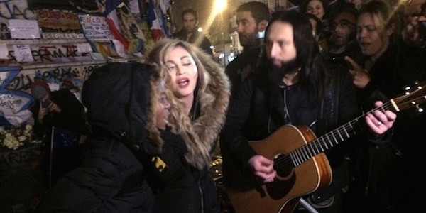 #Election2016, Madonna: concerto acustico pro Hillary Clinton a New York