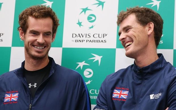 Tennis, un anno nel segno dei fratelli Murray: anche Jamie è numero uno, nel doppio maschile