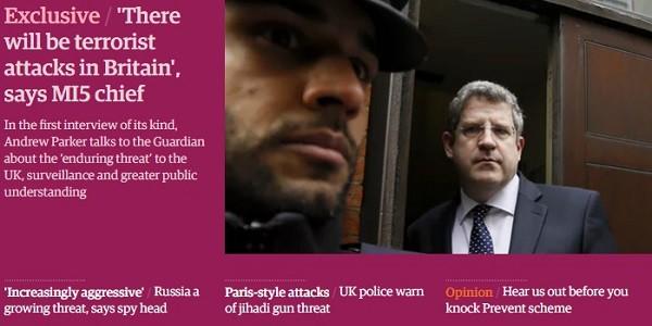 Ci saranno attentati terroristici di matrice islamista in Gran Bretagna