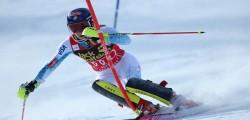 Shiffrin oro, Mondiali Sci Alpino, Mikaela Shiffrin, Shiffrin slalom Speciale, Italia mondiali Sci Alpino, Risultati sci mondiali,