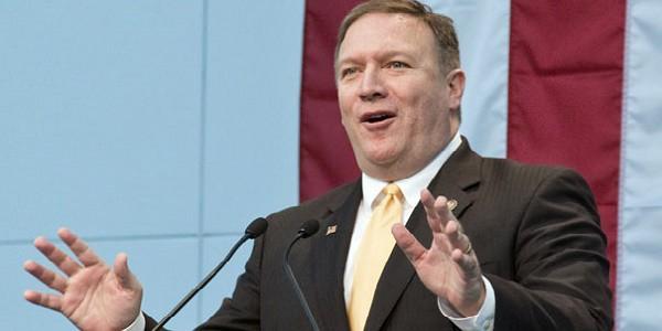 Mike Pompeo a capo della CIA