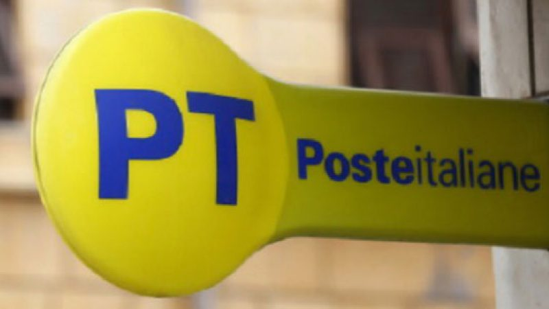 Poste Italiane: assunzioni di portalettere