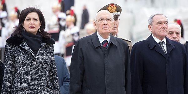 Conclusa la prima giornata di consultazioni | Grasso, Boldrini e Napolitano da Mattarella
