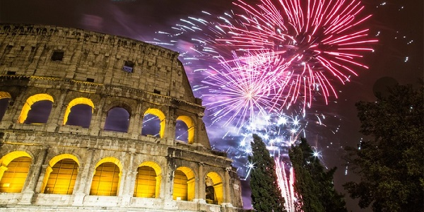 Roma in festa per il Capodanno 2018 | Musica no stop su 154 mila metri quadrati