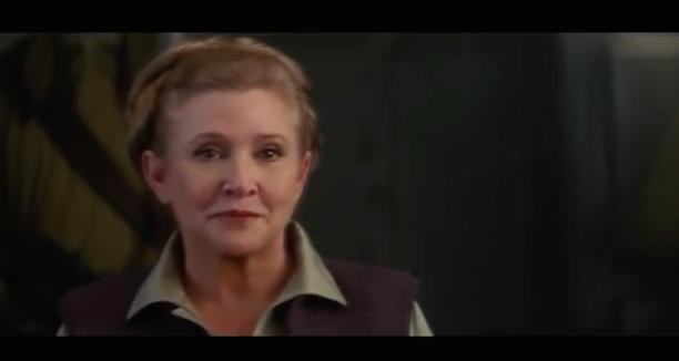 Carrie Fisher, l'autopsia rivela la presenza di un cocktail di droghe nel suo corpo