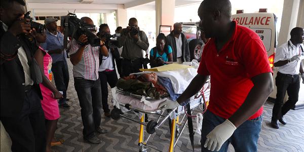 Esplode camion di gas chimici in Kenya. Almeno 40 morti