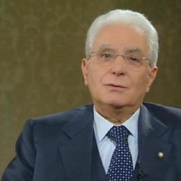 Mattarella alle forze politiche: