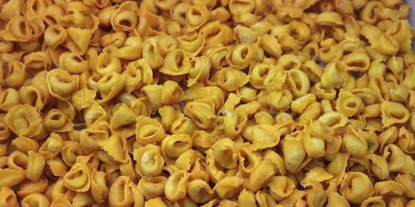 Emilia Romagna: sequestrati 17 milioni di tortellini