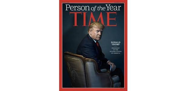 Donald Trump è la persona dell' anno sul