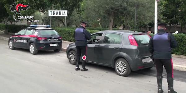 """Fiumi di droga nel Palermitano, due arresti   Sgominato un supermarket della droga <u><b><font color=""""#343A90"""">FOTO</font></u></b>"""