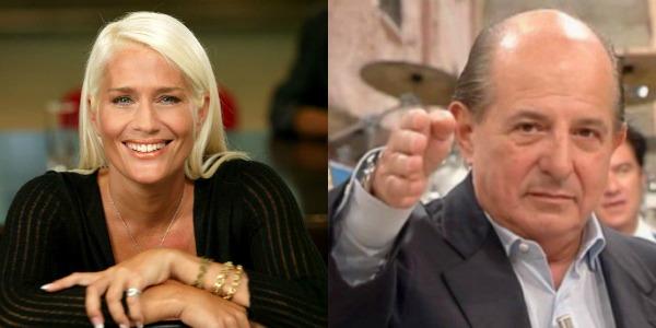 """Il marito di Heather Parisi querela Giancarlo Magalli: il conduttore lo aveva definito """"latitante"""""""