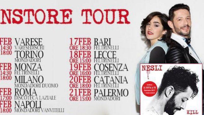 Sanremo 2017, chi sono Nesli e Alice Paba