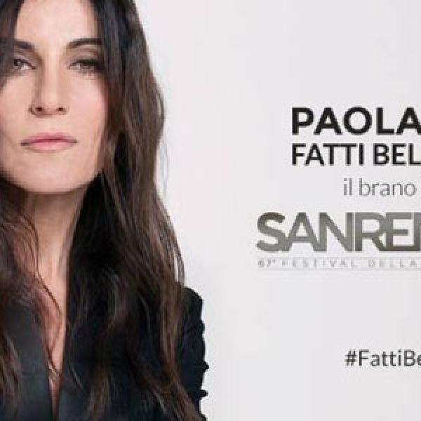 """Sanremo 2017, il testo di """"Fatti bella per te"""" di Paola Turci"""