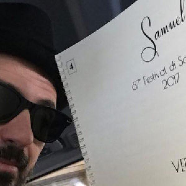 """Sanremo 2017, il testo di """"Vedrai"""" di Samuel"""
