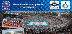 Final Four Perugia Roma volley, Final four Champions League volley, Champiosn League, Sir safety Perugia, Perugia Volley, champions league volley 2017