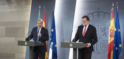 Gentiloni e Rajoy