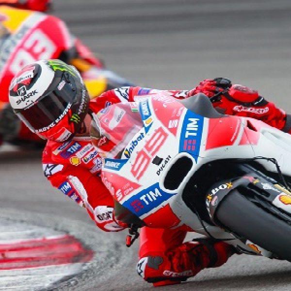 Lorenzo Ducati Honda