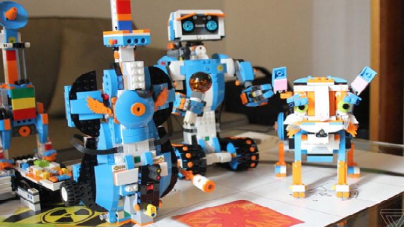 Lego Boost, arrivano le nuove costruzioni tecnologiche per bimbi sopra i sette anni
