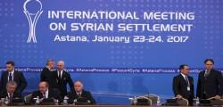 Negoziati Astana
