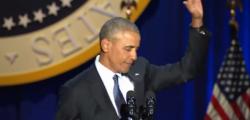 Barack obama, lettera Obama, lettera ringraziamento Obama, obama, Usa, we shall overcome, we shall overcome obama