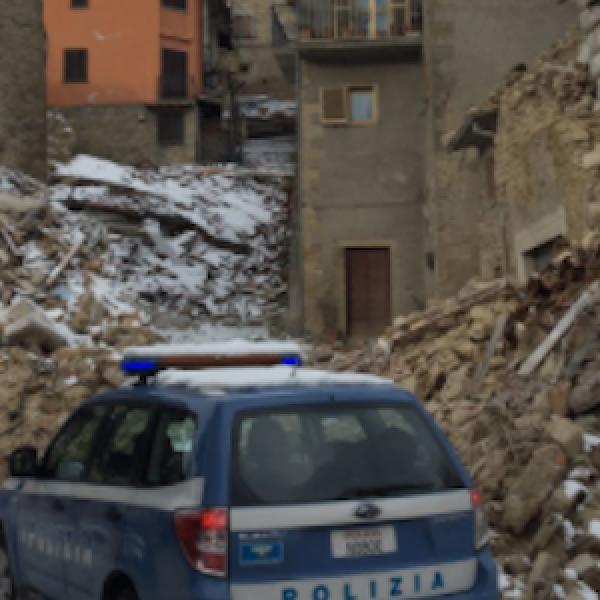 Sisma, tratto in salvo il disperso di Campotosto | Nella notte oltre 80 scosse, emergenza blackout