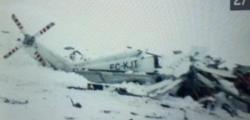 Elicottero l'Aquila, elicottero caduto, cade elicottero,