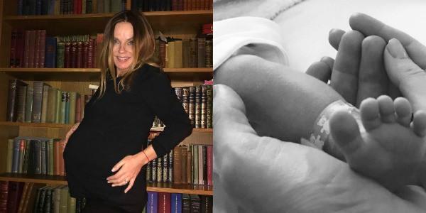 Geri Halliwell è diventata di nuovo mamma