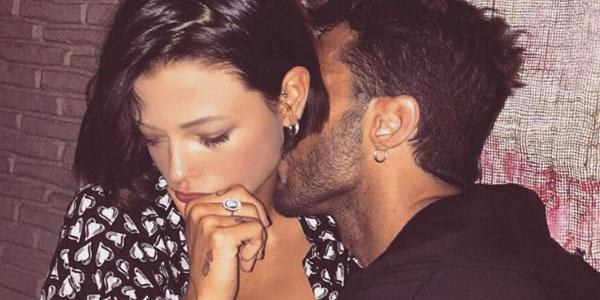 """Gossip, dedica social di Silvia Provvedi per Corona: """"Sei l'amore che mi ha avvolto l'anima"""" – FOTO"""