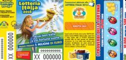 lotteria italia 2016/17 ecco i biglietti vincenti