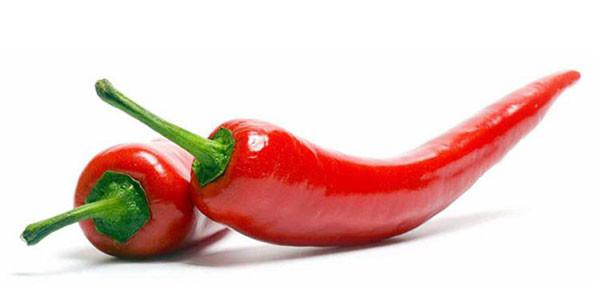 Mangiare peperoncino riduce mortalità del 13%