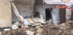 Campobello di Mazara crollo edificio