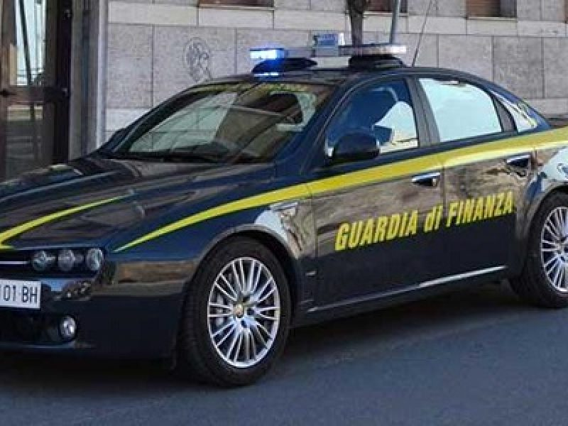 Salvatore Campo ai domiciliari, guardia di finanza, asia associazione antiracket, estorsione e peculato