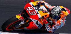 Marquez test Australia