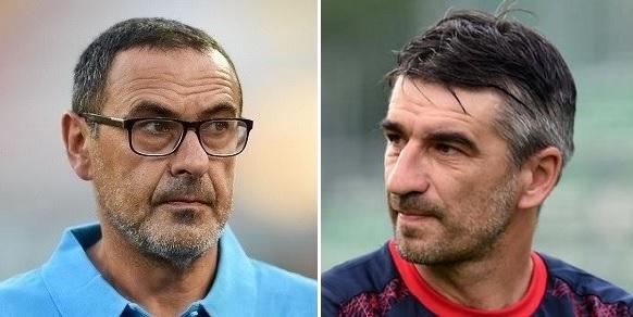 Seroe A- Stasera si gioca Napoli-Genoa: scalpitano Pavoletti e Milik