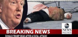 bufala morte Trump, bufala Trump, donald trump, fake news donald trump, fake news morte Trump, morte Trump, Trump è morto, Usa