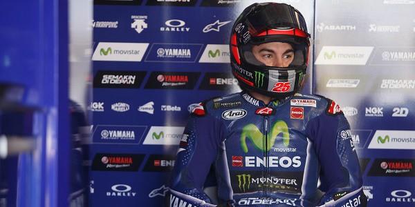 Compleanno in pista per Valentino Rossi ma la moto non va