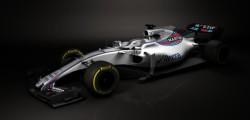 Williams 2017 FW40