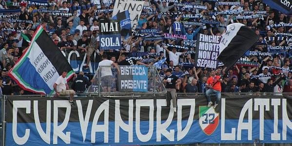 Serie B, Dionisi regala il derby al Frosinone: Latina ko (0 – 1), Marino a -1 dal Verona capolista