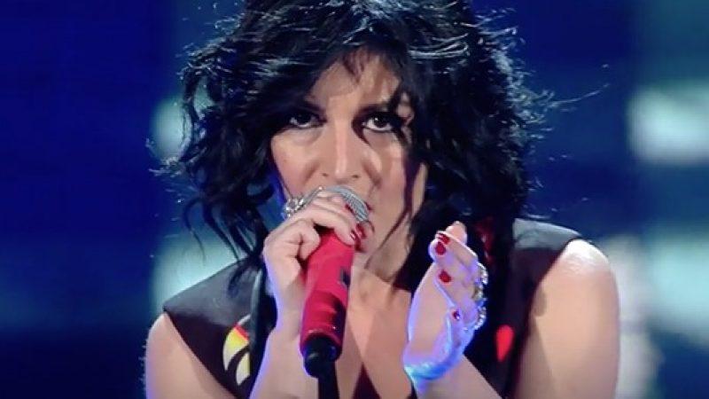 Sanremo 2017, i look della prima serata: bocciata Giusy Ferreri, super sexy Diletta Leotta – FOTO