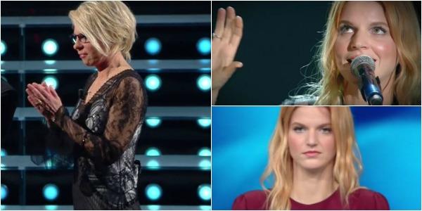 Sanremo 2017, i look della quarta serata: Elodie stile retrò, Giusy Ferreri in mise leopardata – FOTO