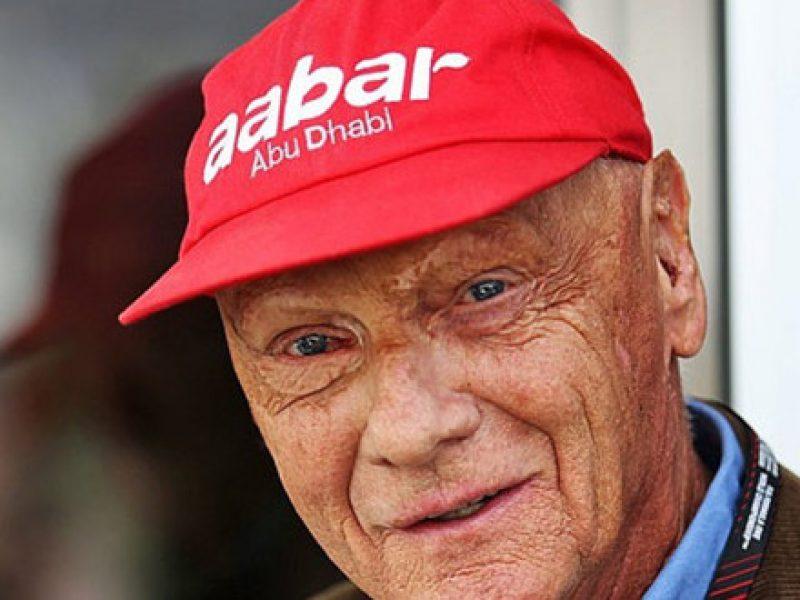 Niki Lauda, trapianto di polmone: le sue condizioni preoccupano