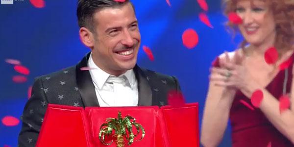 Sanremo 2017, vince Francesco Gabbani. Seconda Fiorella Mannoia, terzo Ermal Meta