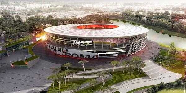 Roma, la conferenza dei servizi ha approvato il progetto del nuovo stadio