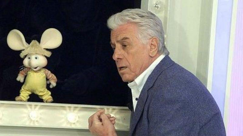 """Addio a Cino Tortorella, il celebre &#8220;Mago Zurlì&#8221;   Fu il volto storico dello Zecchino d&#8217;oro <u><b><font color=""""#343A90"""">FOTO</font></u></b>"""