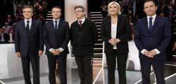 Francia presidenziali 5 candidati